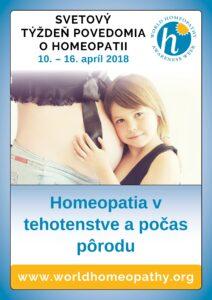 Homeopatia v tehotenstve