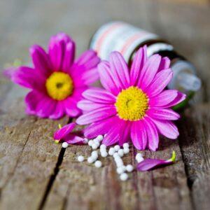 Homeopaticke guličky