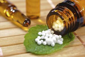 Homeopatické globule