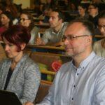 S mojim učiteľom a kolegom MUDr. Vladimírom Petrocim na jednom z homeopatických seminárov v Bratislave