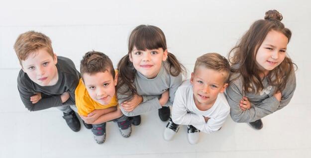 zdravé deti