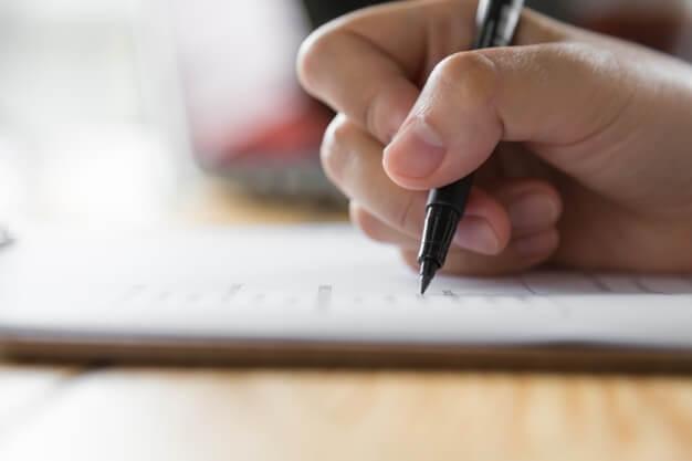 Tréma počas písomnej skúšky
