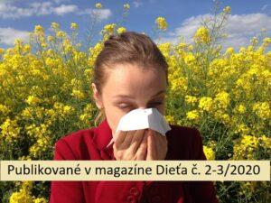 alergia a homeopatia