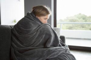 slabosť po chrípke