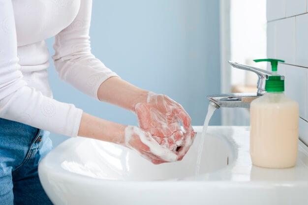 často si umývať ruky